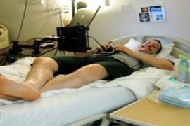 A NASA pagou US$18 mil para quem ficasse deitado na cama por 70 dias, e pode pagar de novo!
