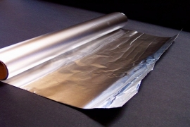 Você sabia que pode sarar de um resfriado/gripe com papel alumínio?