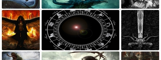 Os 12 signos do Horóscopo Negro