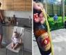 7 pais que tiveram ideias insanas para cuidar de seus filhos