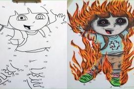 15 motivos para não se dar livros de colorir para um adulto