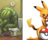9 imagens que irão arruinar os seus personagens favoritos
