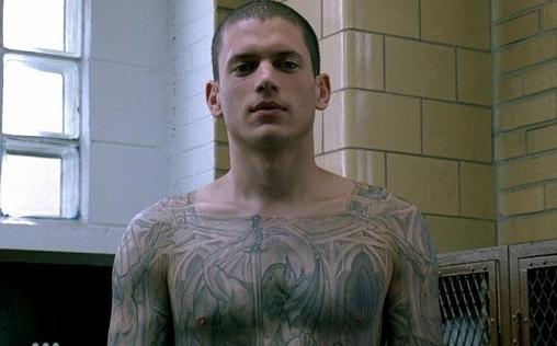 Ser tatuado quase sempre significa que você é um ex-detento
