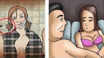 8 coisas nojentas que as mulheres nunca devem fazer na frente de um homem